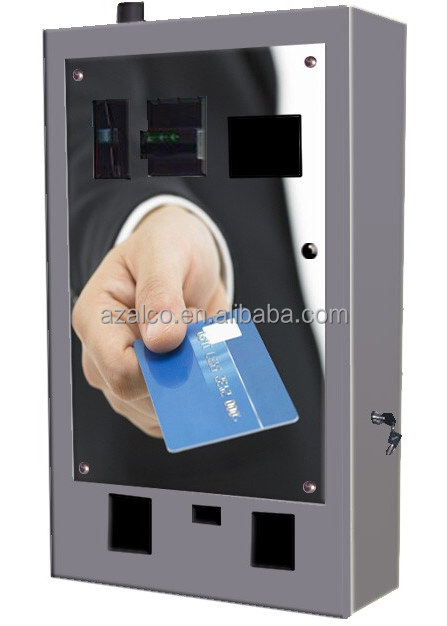 Table/Desktop Card Dispenser/Ic card vending machine