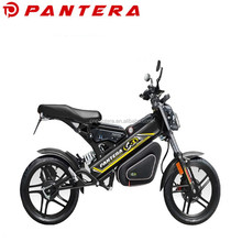 High Quality Powerful Lithium Battery 1500w Electric Motorcycle