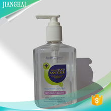 CE/EC FDA approval Medical care hospital use antibacterial pleasant fragrance alcohol Purell instant hand sanitizer