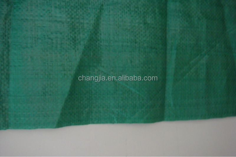 pp woven polypropylene for garbage packaging bag/ plain bag with high-capacity