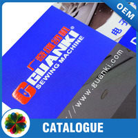 Customized design fashion a4 paperback full color printed fastenal catalog