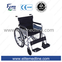 EL Aluminum Folding Manual wheel chair