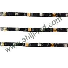 Best selling smd3535 addressable 30leds ws2812 mini led strip 50m