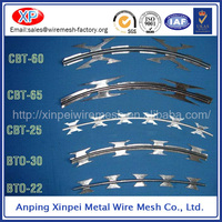 High Quality Low Price Razor Barbed