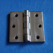 2015 The cheapest price of Stainless steel Marine hardware butt hinge with prime quality