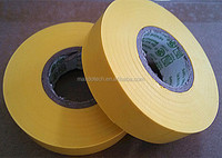 black pvc insulator thermal insulating tape