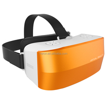 Virtual Reality Google VR 3D Glasses 2nd Generation 3D VR BOX 2.0 all in one LCD LED