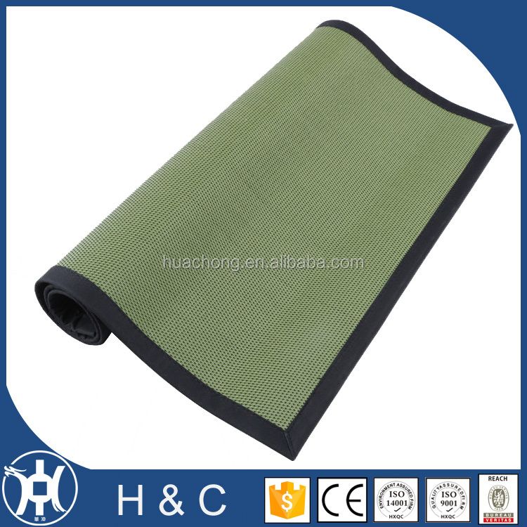 PVC Plastic universal fireproofing Foot mat and carpet