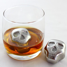 Party Must Whiskey Rock Stone Cube Health Stainless Steel Ice Cube Glacier Wiskey Rocks