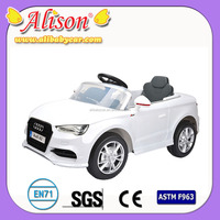 Children electronic toy car ride on Alison C31001 rechargeable cars toys cars for kids