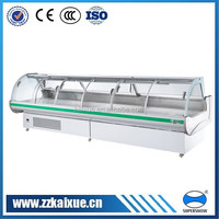 multifunction meat display fridge for restaurant