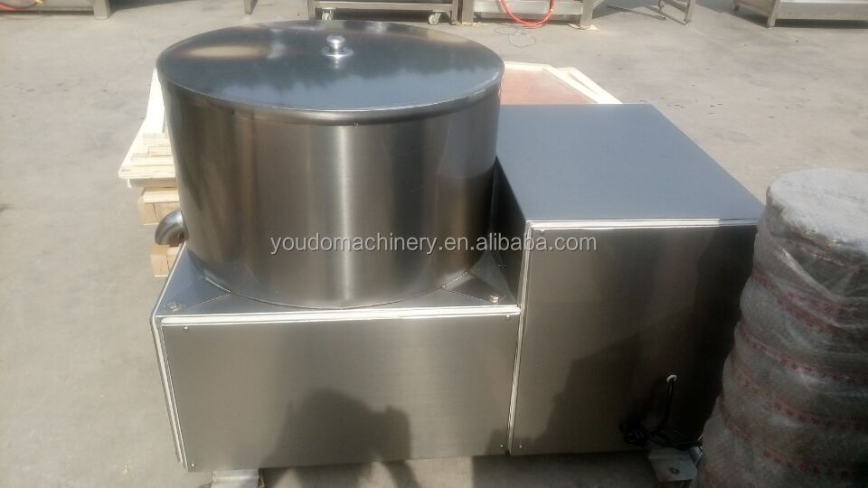 100kg per hour potato chips making machine line/french fries making machine