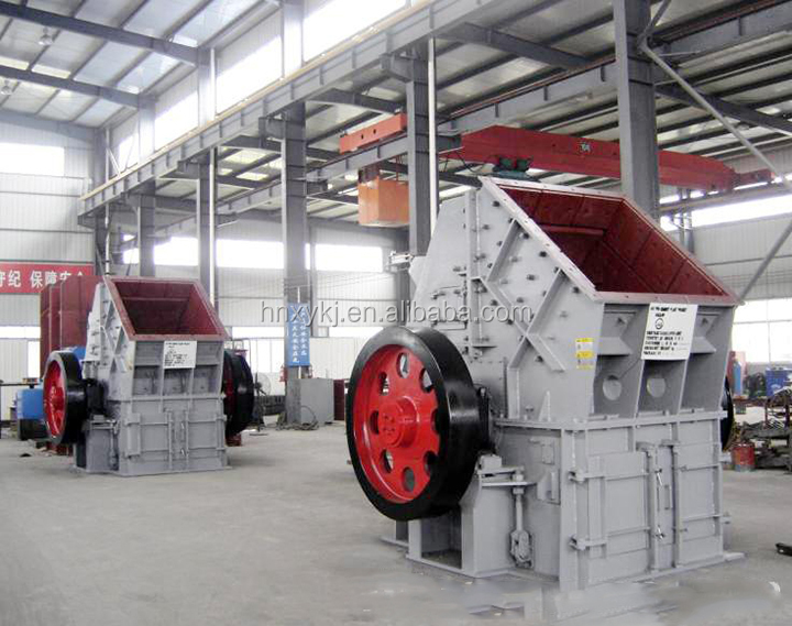 DPX Series Single -Stage Hammer Crusher for Sale
