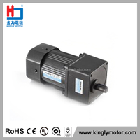 Geared Asynchronous Ac Motor 2000Rpm 16W Shaded Pole Ac Motor