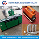 newspaper pencil making machine/eco-friendly paper pencil production line