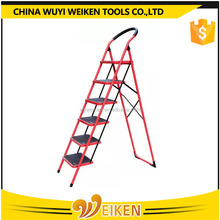 zhejiang safety 6 step ladder with handrail
