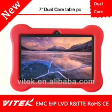 full function A20 dual core 7 inch tablet pc
