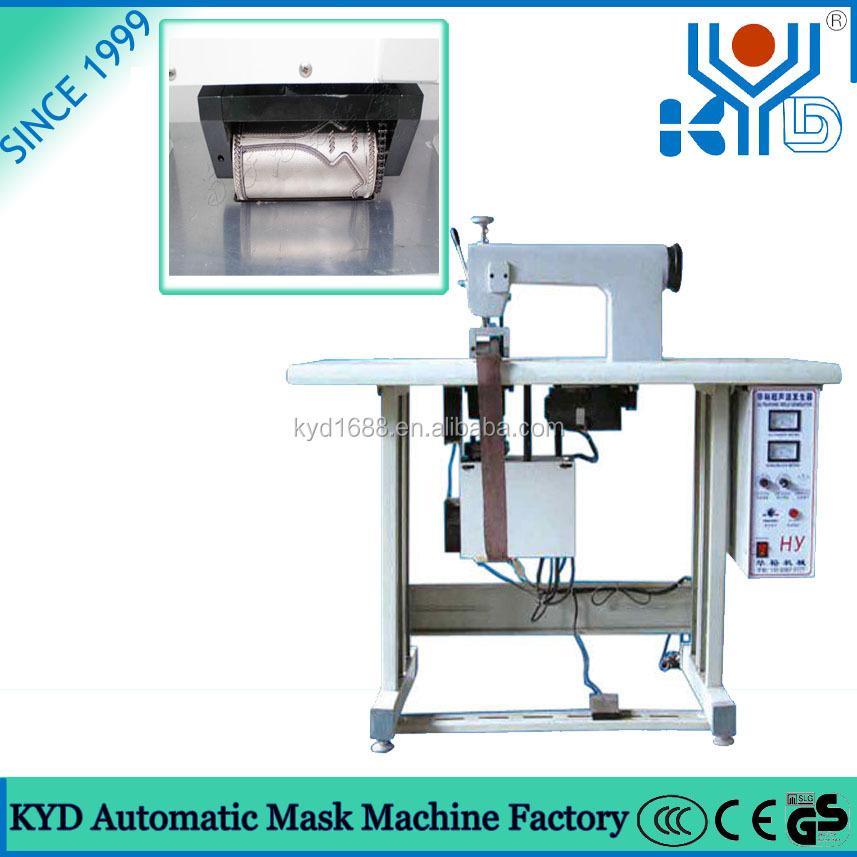 ultrasonic embossing machine