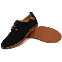 New Leather formal men shoes dress shoe wholesale rubber sole shoes