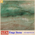 Beautiful Verde Gaya quartzite for luxury house