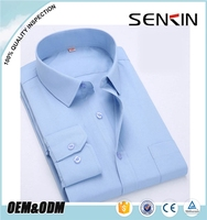 New designs custom spring woven cotton men's dress shirt