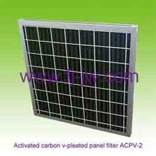 2016 junwei commercial activated carbon fiber air filter