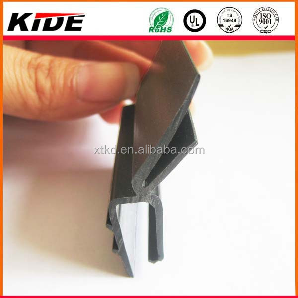 low price factory direct sale garage door seals bottom rubber