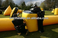 High quality pvc paintball bunkers