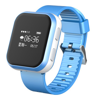 2017 APPSCOMM Smart Watches GPS Positioning Wristwatch wityh Phone Calling for Kids Safety