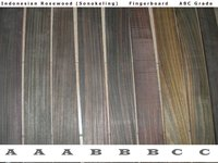 Indonesian Rosewood (Sonokeling) Fingerboard - Dark Color