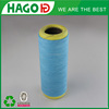 HAGO regenerated oe cotton polyester viscose blended print terry cloth fabric yarn