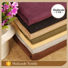 High Quality Embroidered Suede Fabric For Curtain,Micro Suede Fabric,Suede Fabric For Sofa