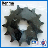 Best-selling superior quality TVS front/rear motorcycle sprocket