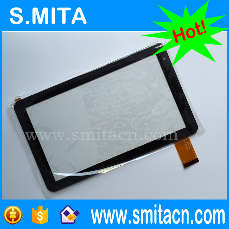 10.1 inch Capacitive tablet PC touch screen for ICOO D10M YCF0320-D XC-PG1010-022-A0