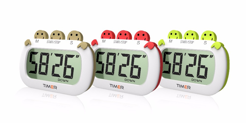 Custom Magnetic Digital Kitchen Timer made in china