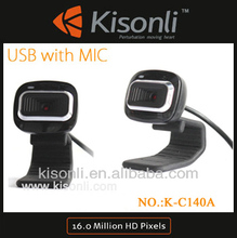 New Arrival HD Webcam with USB Mic/Hang LCD/Recived long distance