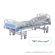 NF-M309 Manual Three Function Medical Bed Hospital