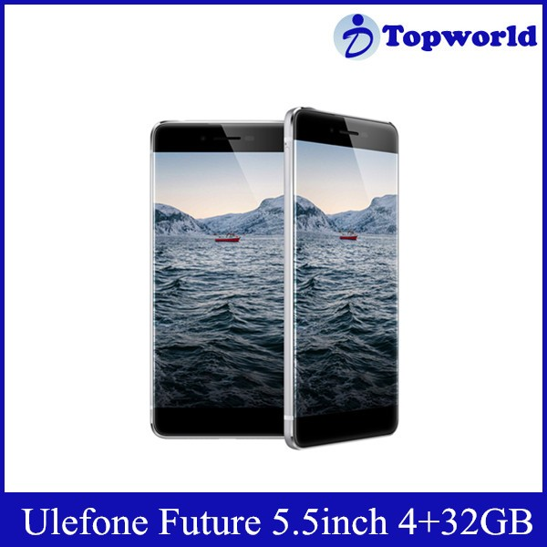New Hot Smartphone 5.5 inch FHD Screen Android 6.0 MTK6755 Octa Core 4GB RAM 32GB ROM Camera 16.0MP Ulefone Future