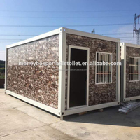Real estate plans Customized 20ft 40ft shipping container offices complete