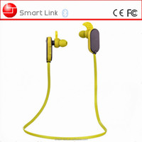 Top selling sport design in ear colorful wireless bluetooth earphone