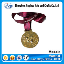 Souvenir Use and Aluminum Alloy Type custom London medal and coin