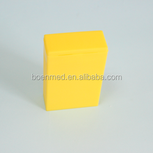 Plastic Rectangle Safe Sharp Container