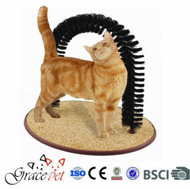 High Quality Pet Products Arch Cat Scratching Post