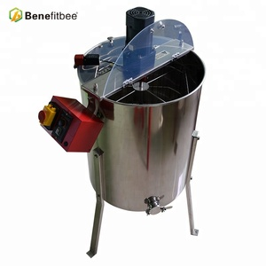 2/3/4/6/8/12/24 frame manual honey bee extractor for beekeeping sale