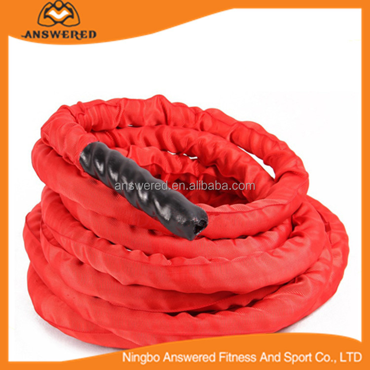 Exercise Batting Ropes GYM Muscle Toning Metabolic Workout Fitness Exercise