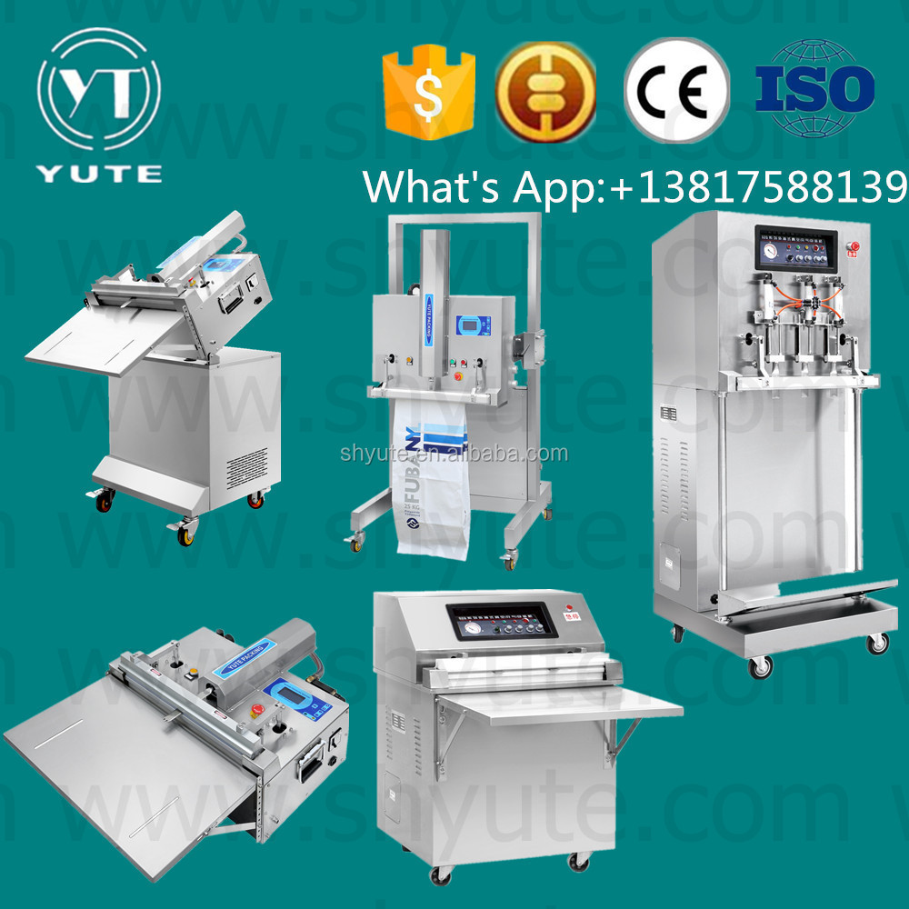 Applicable to electrocnic products DZQ-600E taybe-type pumping <strong>vacuum</strong> or gas charging sealing machine