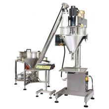 Newest newest auger filler corn powder filling machine SM-50A