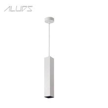 ALUDS zhongshan led hanging light fashion modern led pendant light 6w 8w 10w 12w led linear pendant light for commercial use