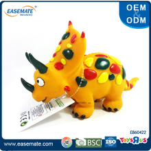 Dinosaurs toys kids 10 inch cartoon Triangle dragon for sale
