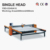 YBD-D240A10 Industrial Single Head Quilting Machine With Direct-Drive Motor